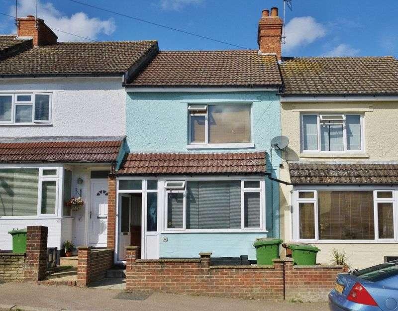 3 Bedrooms Terraced House for sale in Canterbury Road, Pembury