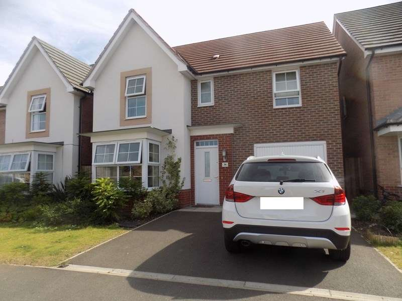 4 Bedrooms Detached House for sale in Edgbaston Drive, Ordsall