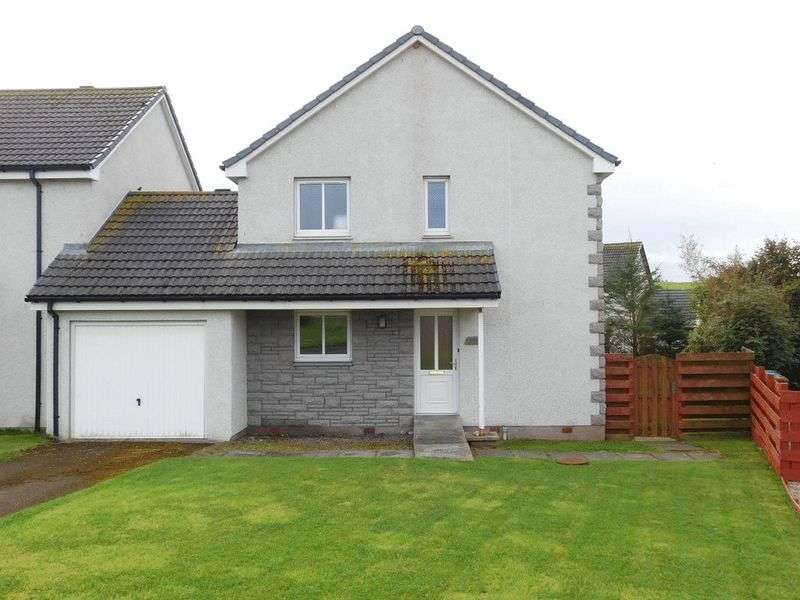3 Bedrooms Semi Detached House for sale in 10A Palace Court, Thurso