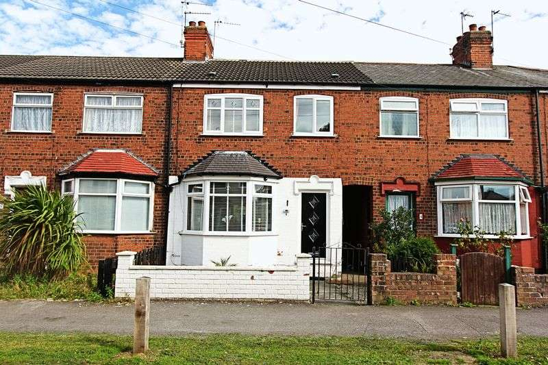 3 Bedrooms Terraced House for sale in Penshurst Avenue, Hessle