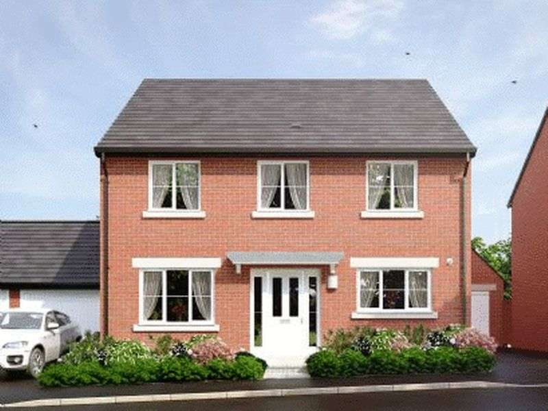 4 Bedrooms Detached House for sale in KEMPSEY MEAD Main Road, Worcester, WR5 3NF