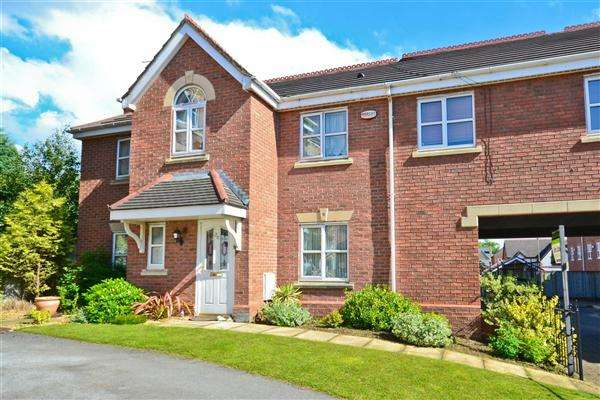 4 Bedrooms Detached House for sale in Herons Wharf, Wigan