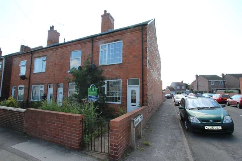 3 Bedrooms Property for sale in Langwith Road, Shirebrook, Mansfield, NG20