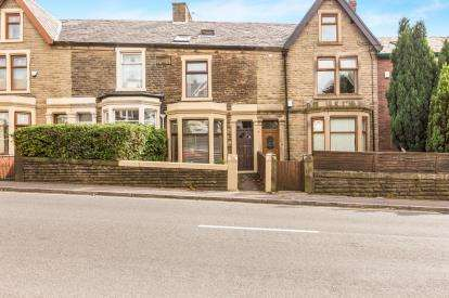 4 Bedrooms Terraced House for sale in Revidge Road, Revidge, Blackburn, Lancashire