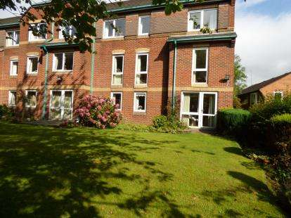 2 Bedrooms Flat for sale in Millers Court, Hope Street West, Macclesfield, Cheshire