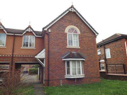 3 Bedrooms Semi Detached House for sale in Wilbraham Road, Fallowfield, Manchester, Greater Manchester
