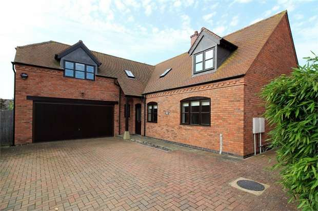 6 Bedrooms Detached House for sale in Merry Brook Heights, Evesham, Worcestershire
