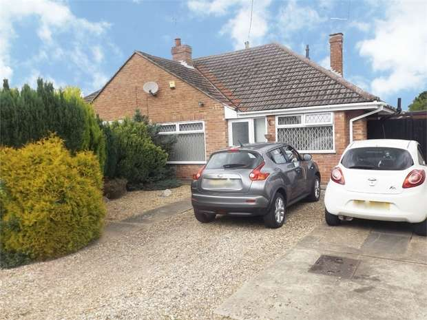 2 Bedrooms Semi Detached Bungalow for sale in Busseys Loke, Bradwell, Great Yarmouth, Norfolk