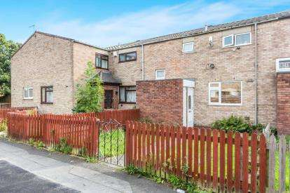 2 Bedrooms Terraced House for sale in Capstone Avenue, Hockley, Birmingham, West Midlands