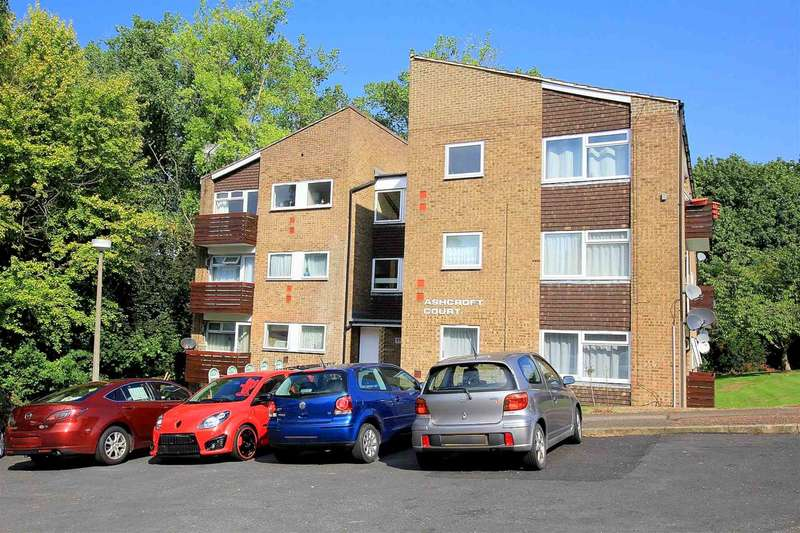 1 Bedroom Apartment Flat for sale in GROUND FLOOR FLAT WITH GARAGE AND BALCONY IN Ashcroft Court, Fern Drive, Hemel Hempstead