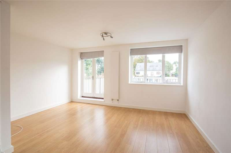 2 Bedrooms Apartment Flat for sale in Primezone Mews, Crouch End, London, N8