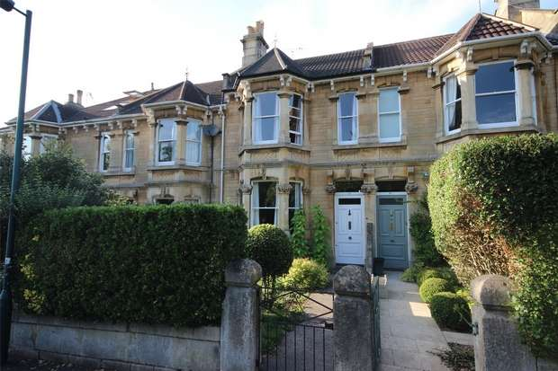3 Bedrooms Terraced House for sale in Devonshire Buildings, BATH