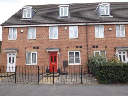 3 Bedrooms Terraced House for sale in Stopgate Lane, Walton, Liverpool, Merseyside, L9
