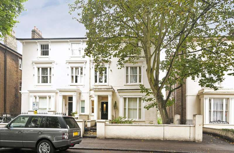 3 Bedrooms Flat for sale in Marlborough Hill, St John's Wood, NW8