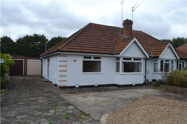 2 Bedrooms Detached House for sale in Sevenoaks Way, ORPINGTON, Kent, BR5 3AG