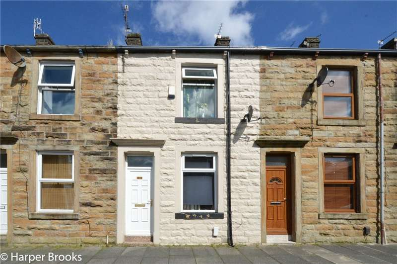 2 Bedrooms Terraced House for sale in Ivory Street, Burnley, Lancashire, BB12