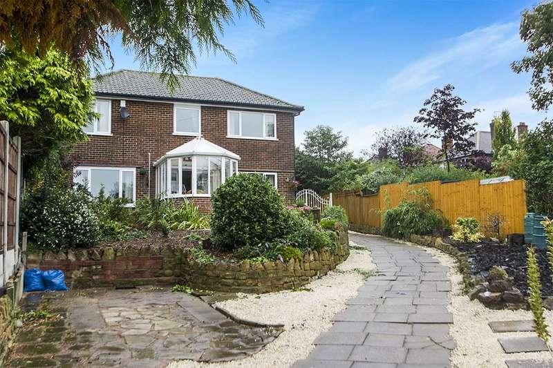4 Bedrooms Detached House for sale in Longfield Lane, Ilkeston, DE7