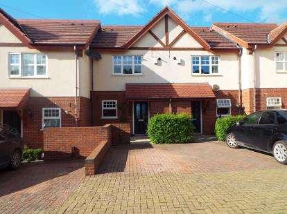 2 Bedrooms Terraced House for sale in The Laurels, Queens Road, Old Colwyn, Colwyn Bay, LL29