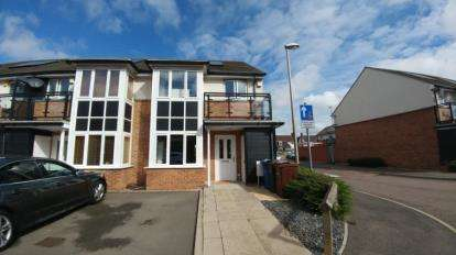 3 Bedrooms End Of Terrace House for sale in Purfleet, Essex