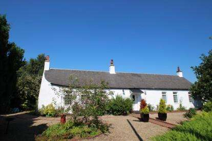 1 Bedroom Bungalow for sale in Townfoot, Dreghorn, Irvine, North Ayrshire