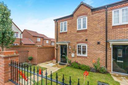 3 Bedrooms End Of Terrace House for sale in Ley Hill Farm Road, Northfield, West Midlands, Birmingham