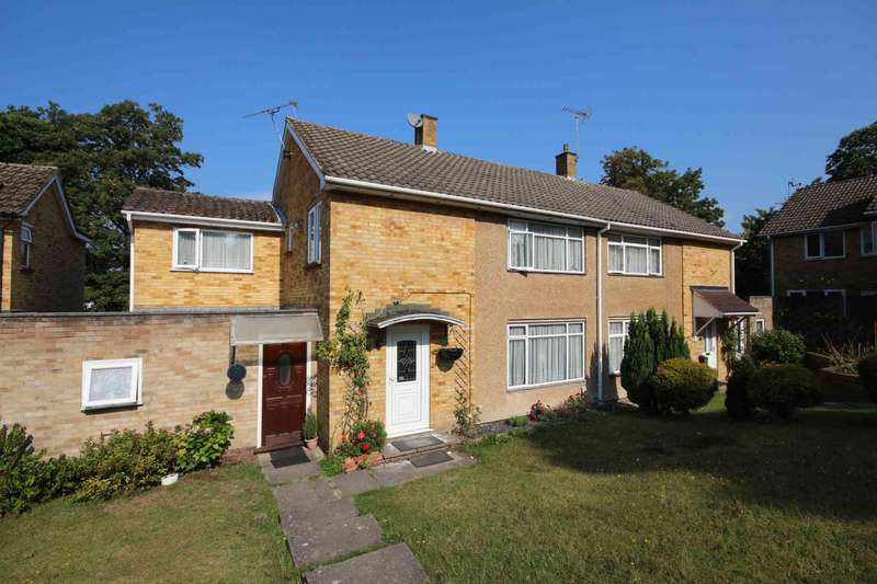 4 Bedrooms Semi Detached House for sale in Firlands, Bracknell