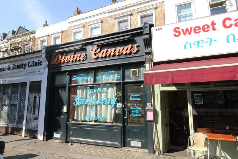 Retail Property (high Street) Commercial for sale in Caledonian Road, London, N1