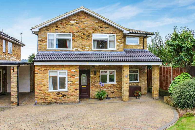 4 Bedrooms Detached House for sale in DETACHED 4 BED, MARWOOD CLOSE, KL