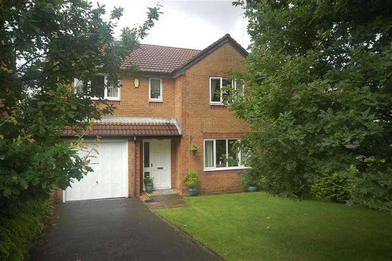 Property for sale in Dalglish Drive, Blackburn