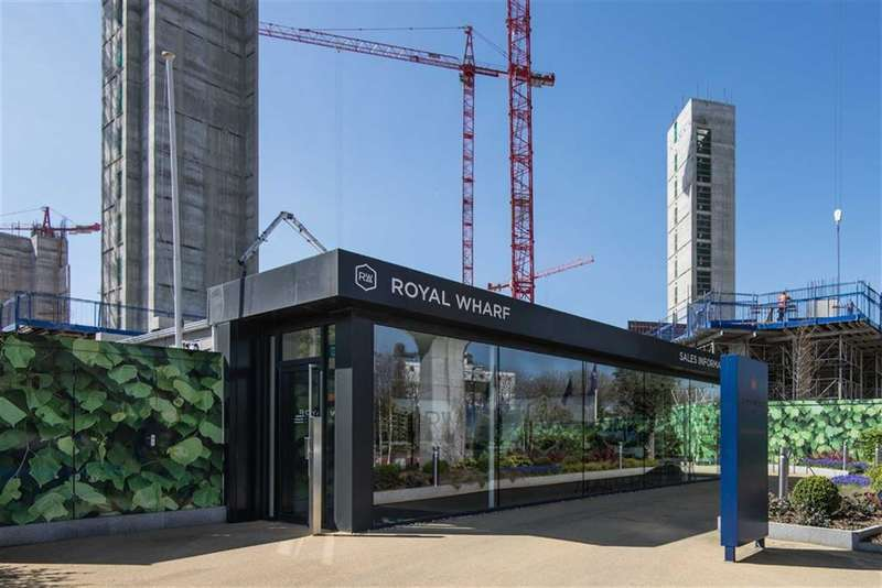 3 Bedrooms Property for sale in Marco Polo, Royal Docks, London, E16