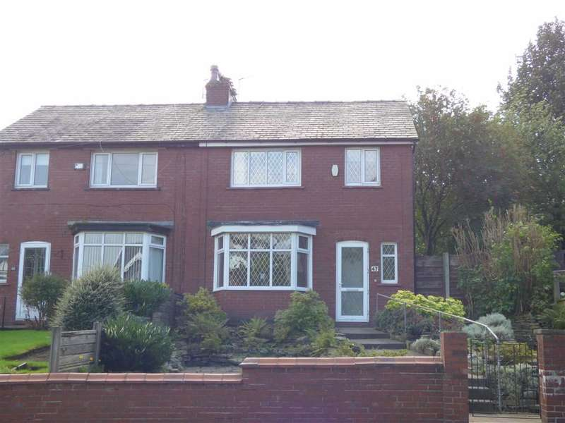 3 Bedrooms Property for sale in Bury Old Road, HEYWOOD, Lancashire, OL10