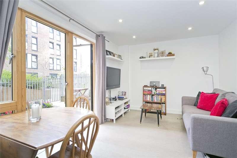 1 Bedroom Flat for sale in Laburnum Street, Hackney, E2