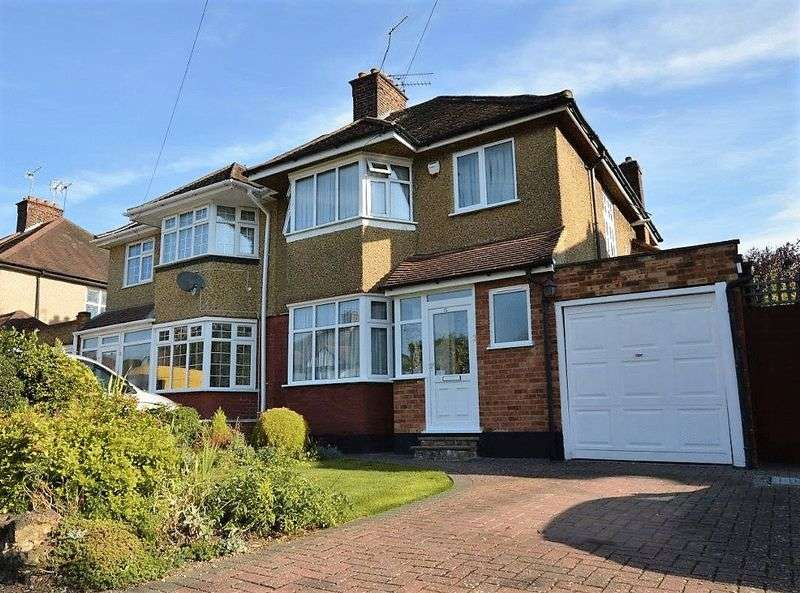 3 Bedrooms Semi Detached House for sale in Northumberland Road, Harrow