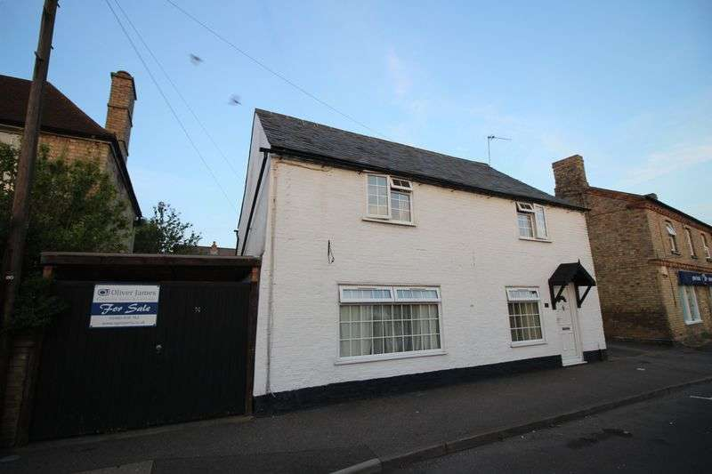 4 Bedrooms Detached House for sale in High Street, Sawtry, Huntingdon, Cambridgeshire