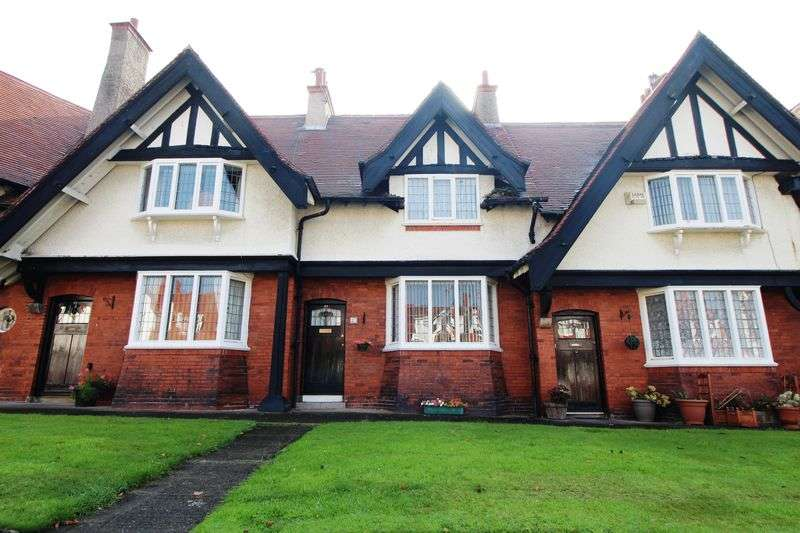 2 Bedrooms Terraced House for sale in Primrose Hill, Port Sunlight, Wirral, CH62 5EL