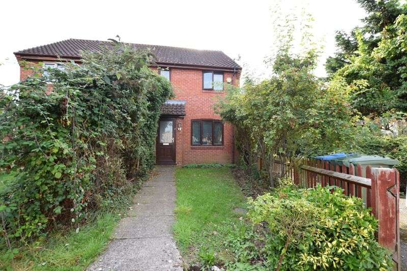 3 Bedrooms Semi Detached House for sale in Cleveland Park, Aylesbury