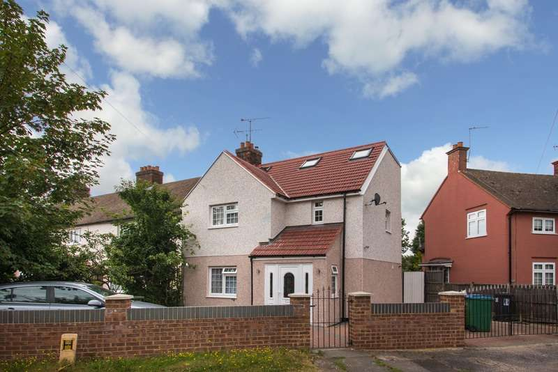 5 Bedrooms End Of Terrace House for sale in The Harebreaks, Watford, Hertfordshire, WD24