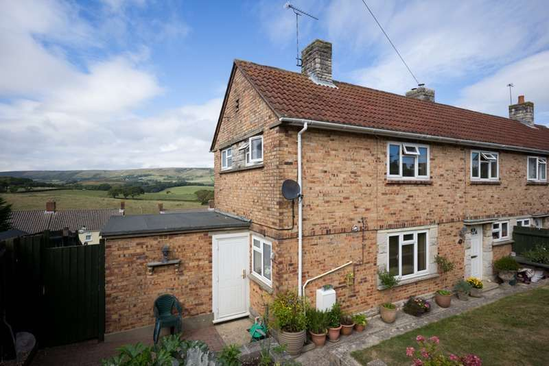 4 Bedrooms Semi Detached House for sale in Holmes Road, Swanage, Dorset, BH19