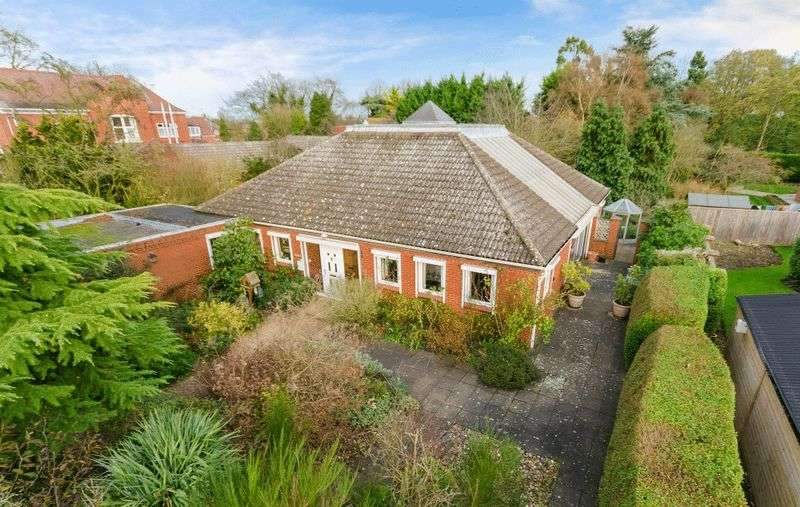 3 Bedrooms Detached Bungalow for sale in Baranduin, 2 Butt Lane, Tattershall