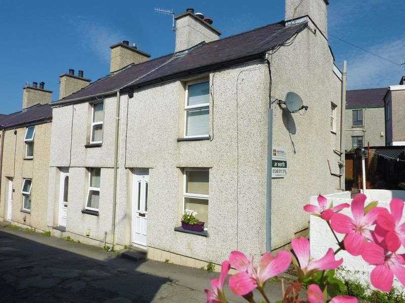 3 Bedrooms Terraced House for sale in Glanafon Street, Bethesda.