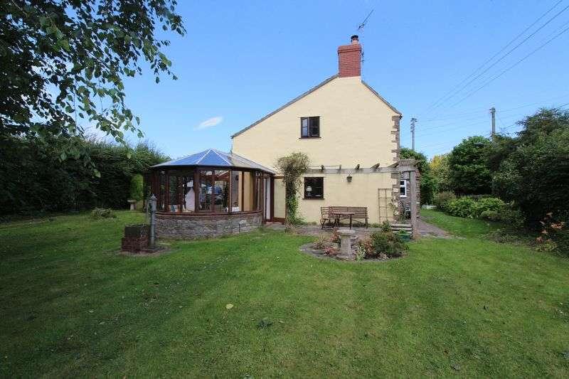 2 Bedrooms Detached House for sale in Crossways Lane, Thornbury