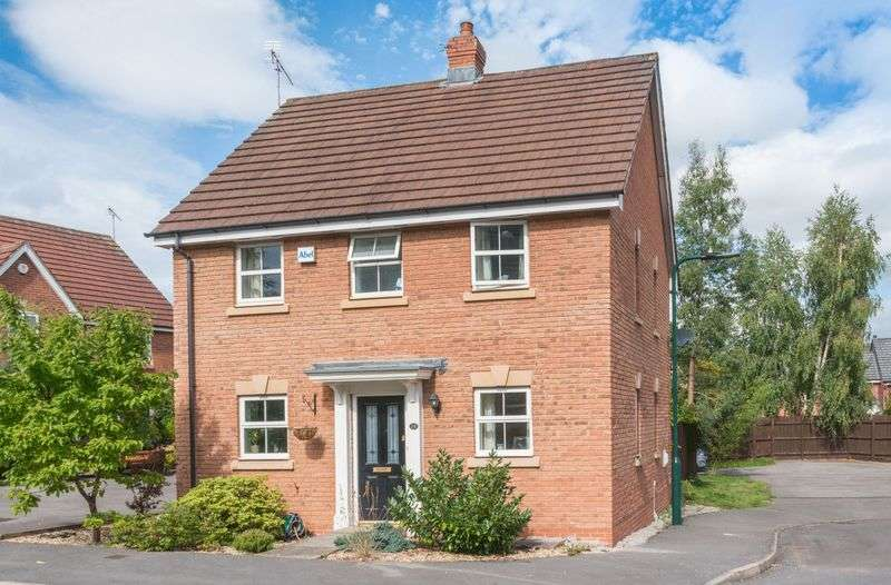 3 Bedrooms Detached House for sale in Middlewood Chase, Wadsley Park Village - Garage To The Rear