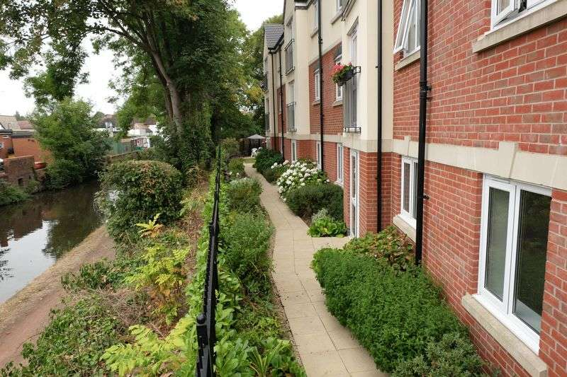 1 Bedroom Flat for sale in Mitton Lodge, Stourport On Severn DY13 8GB