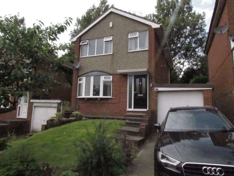 3 Bedrooms Detached House for sale in Crowshaw Drive, Rochdale