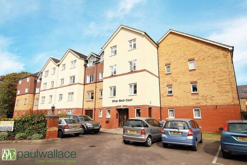 2 Bedrooms Retirement Property for sale in Silver Birch Court, Cheshunt