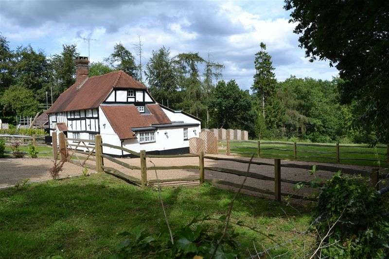 4 Bedrooms Detached House for sale in West Hoathly, Nr East Grinstead