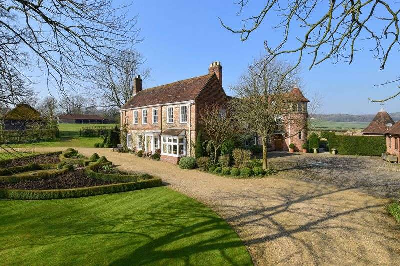 8 Bedrooms Detached House for rent in Upper Froyle, Nr Alton / Fareham / Winchester, Hampshire