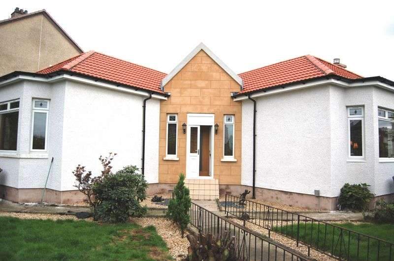 Detached Bungalow for sale in Hillend Road, Glasgow