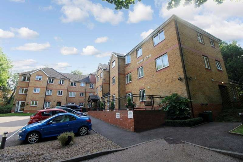 1 Bedroom Retirement Property for sale in Saddlers Court, Epsom, KT18 7PS
