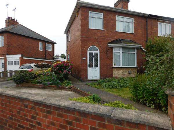 3 Bedrooms Semi Detached House for sale in Balmoral Drive, Mansfield